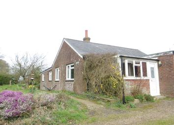 Thumbnail 3 bed bungalow for sale in The Street, Swingfield, Dover