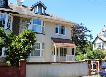 Thumbnail 1 bed flat for sale in Victoria Grove, Bridport, Dorset