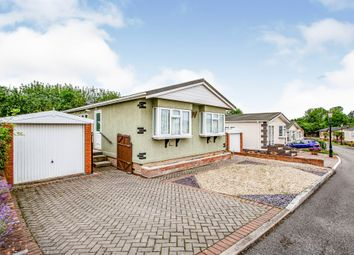 Thumbnail 2 bed mobile/park home for sale in Eastfield Park, Tuxford, Newark