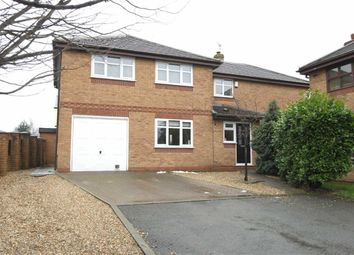 Thumbnail 4 bed detached house for sale in Howards Lane, Orrell