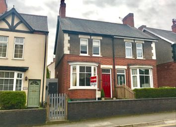 Thumbnail 3 bed semi-detached house for sale in Hollycroft, Hinckley