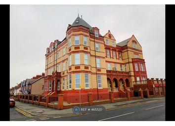 Thumbnail 2 bed flat to rent in Palace Apartments, Rhyl