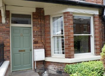 Thumbnail 4 bed property to rent in Second Avenue, Heworth, York