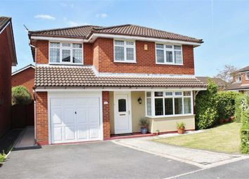 Thumbnail 4 bedroom detached house for sale in Springwood Close, Walton Park, Preston