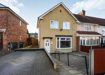 4 bed semi-detached house for sale in Wardend Road, Washwood Heath, Birmingham B8