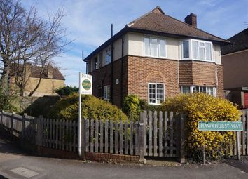 Thumbnail 2 bed flat for sale in Hawkhurst Way, West Wickham
