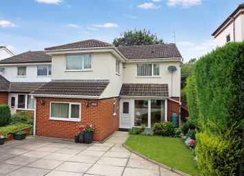 Thumbnail 4 bedroom detached house for sale in Morritt Avenue, Crossgates, Leeds