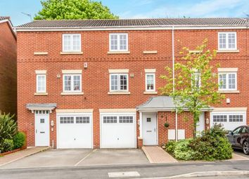 Thumbnail 3 bedroom terraced house for sale in Cravenwood Road, Reddish, Stockport, Cheshire