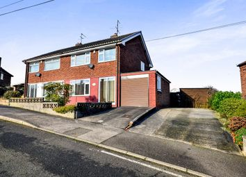 Thumbnail 3 bed semi-detached house for sale in Clumber Street, Warsop, Mansfield