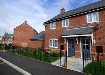 Thumbnail 3 bed terraced house to rent in Winter Gate Road, Longford, Gloucester