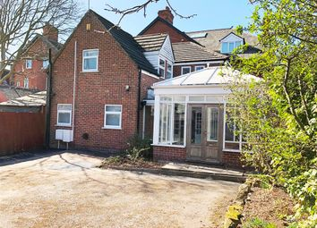 Thumbnail 3 bed detached house to rent in Duffield Road, Derby