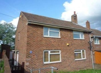 Thumbnail 1 bed flat to rent in Dunedin Crescent, Burton On Trent