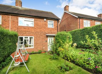 Thumbnail 3 bedroom semi-detached house for sale in Adderley Close, Bestwood, Nottingham