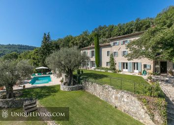Thumbnail 4 bed villa for sale in La Bar Sur Loup, Vence, French Riviera