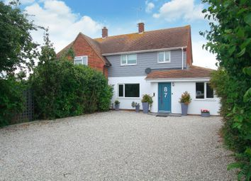 Thumbnail 4 bed semi-detached house for sale in St. Johns Road, Whitstable