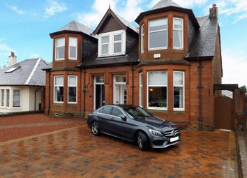 Thumbnail 4 bed semi-detached house for sale in Irvine Road, Kilmarnock
