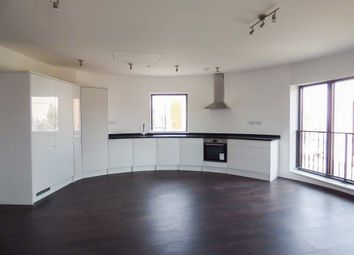 Thumbnail 2 bedroom flat for sale in Flat 3, 45 New Road, Gravesend