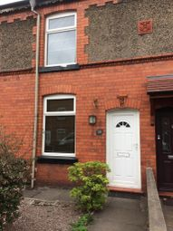 Thumbnail 3 bed terraced house to rent in Millstone Lane, Nantwich