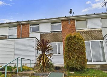 Thumbnail 3 bed terraced house for sale in Darnley Close, Sandgate, Folkestone, Kent