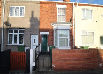 Thumbnail 3 bed property to rent in Pyewipe, Gilbey Road, Grimsby