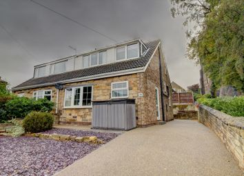 Thumbnail 3 bed semi-detached house for sale in Horbury Road, Ossett