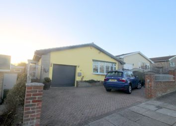 Thumbnail 2 bed detached bungalow for sale in Chiltington Way, Saltdean, Brighton