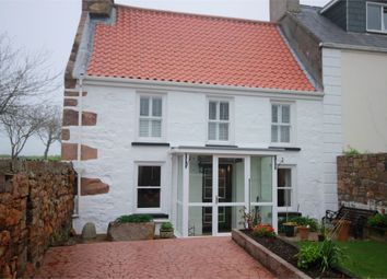Thumbnail 3 bed semi-detached house to rent in La Rue Du Rondin, St. Mary, Jersey