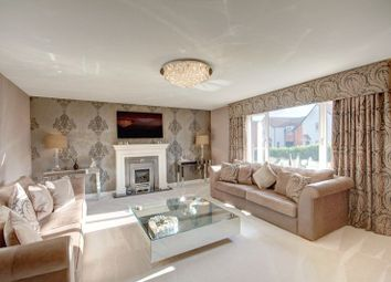 Thumbnail 4 bedroom detached house for sale in Cheviot Way, St. Mary Park, Stannington