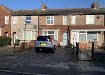 3 bed terraced house to rent in Yelverton Road, Coventry CV6