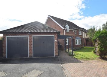 Thumbnail 4 bedroom detached house for sale in Mandalay Drive, Norton, Worcester