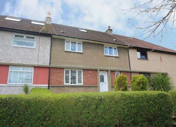 Thumbnail 3 bed terraced house for sale in Oakleigh Drive, Greenock, Inverclyde