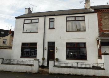 Thumbnail 2 bed end terrace house for sale in Percival Street, Worksop, Nottinghamshire