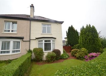 Thumbnail 2 bed semi-detached house for sale in Pikeman Road, Knightswood, Glasgow