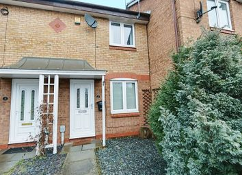 Thumbnail 2 bed terraced house for sale in Sandale Court, Lowdale Close, Hull