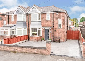 Thumbnail 3 bed semi-detached house for sale in Redcar Road, Pendlebury, Swinton, Manchester