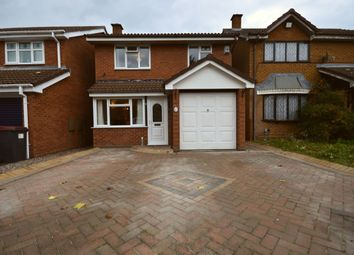 Thumbnail 3 bed detached house for sale in Elderberry Close, The Rock, Telford