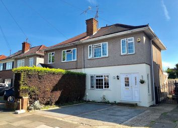 Thumbnail 3 bed semi-detached house for sale in Kingshill Avenue, Northolt
