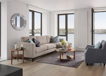 Thumbnail 1 bed flat for sale in Royal Crest Avenue, Royal Docks
