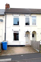 Thumbnail 3 bed terraced house for sale in Ringham Road, Ipswich