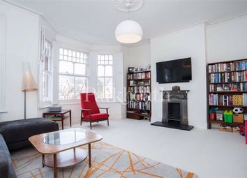 Thumbnail 3 bed flat to rent in Kempe Road, Kensal Rise, London