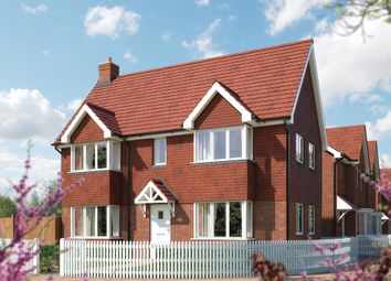 "Thumbnail 3 bed detached house for sale in ""The Sheringham"" at Church Road, Bishopstoke, Eastleigh"