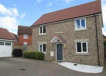 Thumbnail 3 bed detached house to rent in Bawlins, St Neots