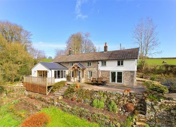 Thumbnail 5 bed detached house for sale in Trefonen, Oswestry