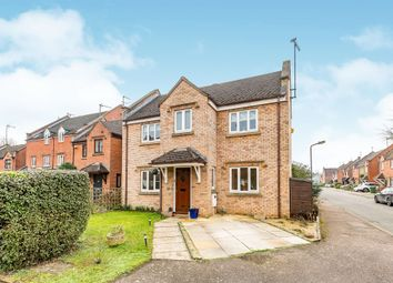Thumbnail 4 bedroom semi-detached house for sale in Fishers Field, Buckingham
