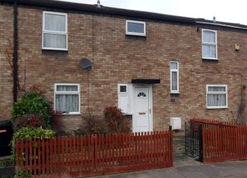 Thumbnail 3 bed terraced house for sale in Kiln Way, Wellingborough, Northamptonshire.