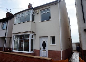 Thumbnail 3 bed detached house for sale in Finch Road, Doncaster