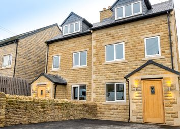 Thumbnail 3 bed semi-detached house for sale in Church Lane, Clayton West, Huddersfield