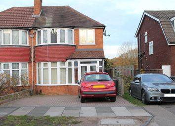 Thumbnail 3 bed semi-detached house for sale in Turnberry Road, Great Barr, Birmingham