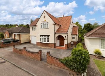 Thumbnail 5 bed detached house for sale in Eastfield Road, Royston
