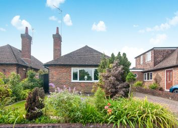 Thumbnail 2 bed detached bungalow for sale in Hawks Town Crescent, Hailsham